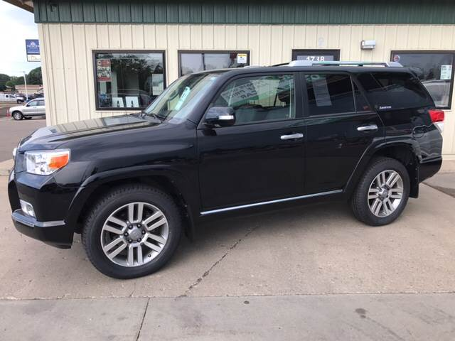 2013 Toyota 4Runner AWD Limited 4dr SUV - Minot ND
