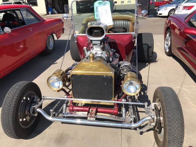 1923 Ford Model T  - Minot ND