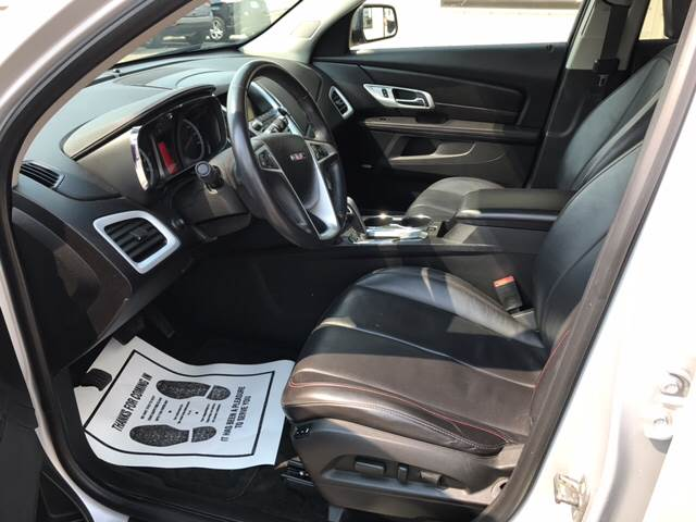 2012 GMC Terrain AWD SLT-2 4dr SUV - Minot ND