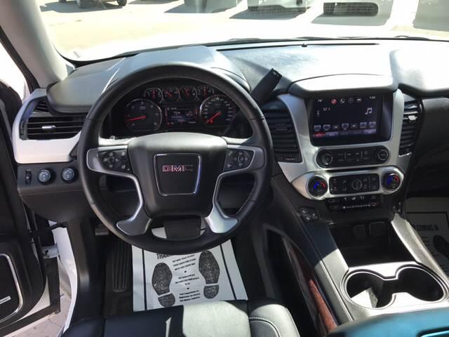 2016 GMC Yukon 4x4 SLT 4dr SUV - Minot ND