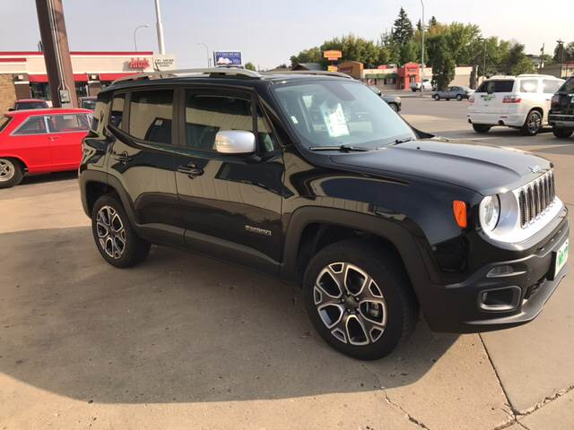 2017 Jeep Renegade 4x4 Limited 4dr SUV - Minot ND