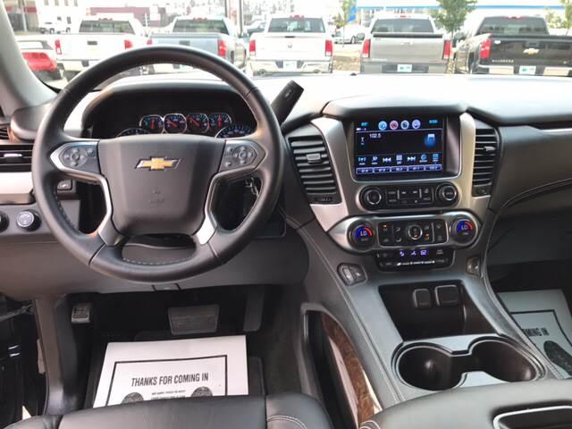 2017 Chevrolet Tahoe 4x4 LT 4dr SUV - Minot ND
