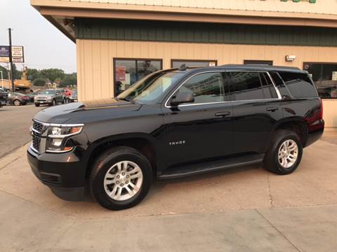 2017 Chevrolet Tahoe for sale in Minot, ND