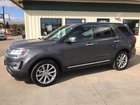 2017 Ford Explorer for sale in Minot, ND