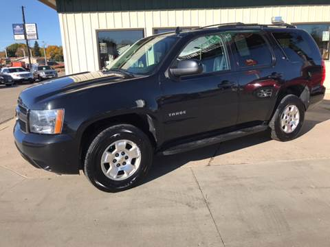 2013 Chevrolet Tahoe for sale in Minot, ND