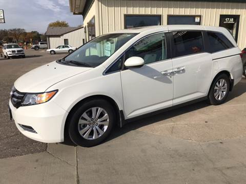 2015 Honda Odyssey for sale in Minot, ND