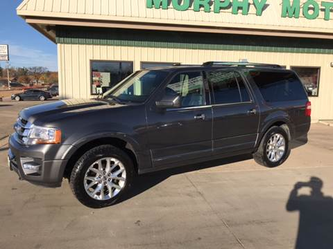 2017 Ford Expedition EL for sale in Minot, ND