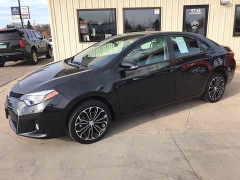 2016 Toyota Corolla for sale in Minot, ND