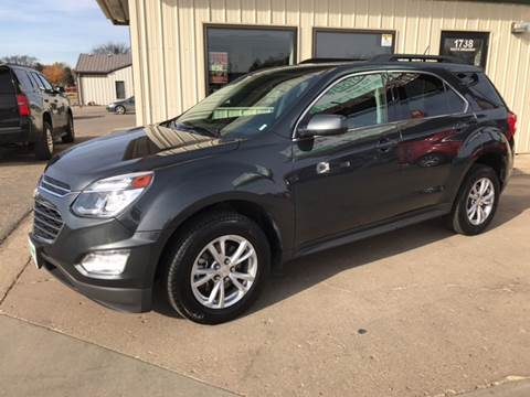2017 Chevrolet Equinox for sale in Minot, ND