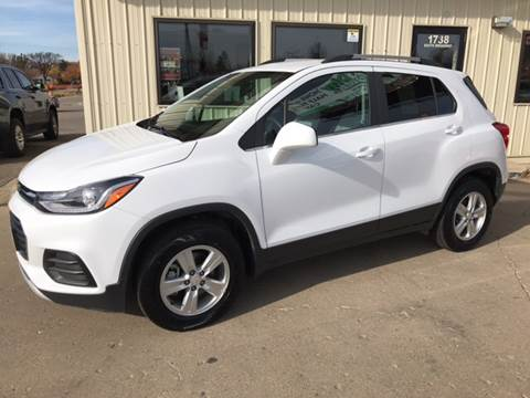 2017 Chevrolet Trax for sale in Minot, ND