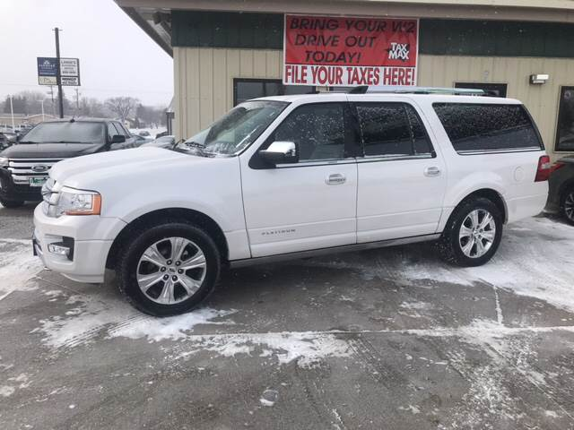 Ford Expedition El For Sale At Murphy Motors Next To New Minot In Minot Nd