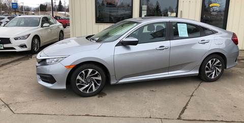 2016 Honda Civic for sale in Minot, ND