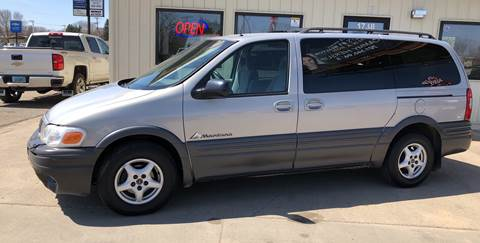 2001 Pontiac Montana for sale in Minot, ND