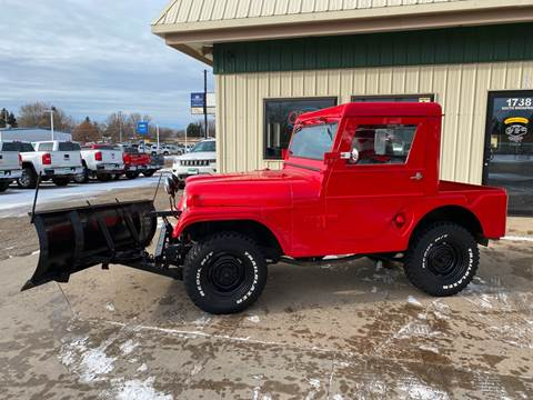 1968 Jeep CJ-5 for sale in Minot, ND