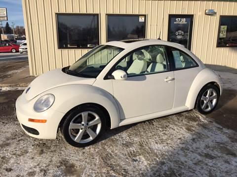 2008 Volkswagen New Beetle for sale in Minot, ND