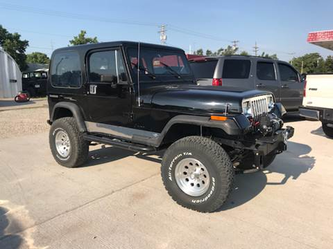 1987 Jeep Wrangler for sale in Great Bend, KS