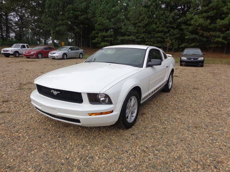 Exceptionnel 2005 Ford Mustang V6 Premium 2dr Fastback In De Queen AR  DS42