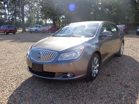 2012 Buick LaCrosse for sale in De Queen, AR