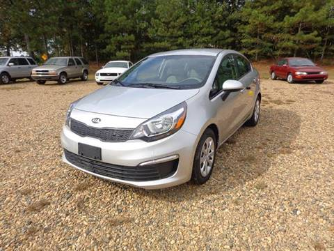 2016 Kia Rio for sale in De Queen, AR
