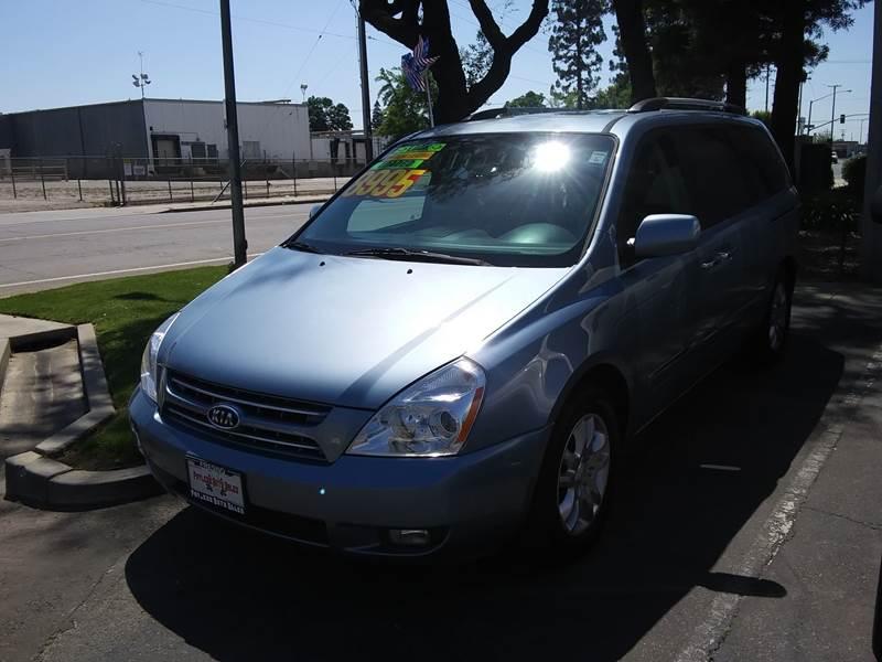 2010 Kia Sedona EX 4dr Mini-Van LWB In Fresno CA - Payless ...