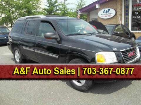 2004 GMC Envoy XUV for sale in Manassas, VA