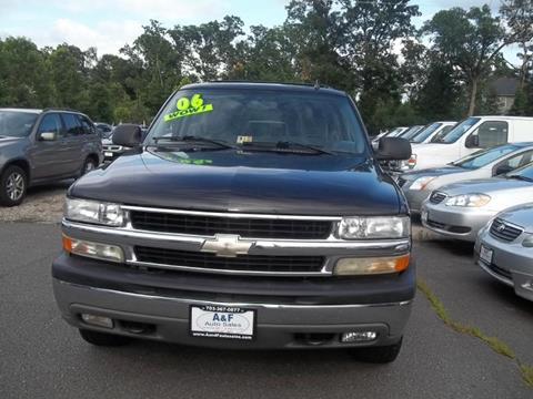 2006 Chevrolet Tahoe for sale in Manassas, VA