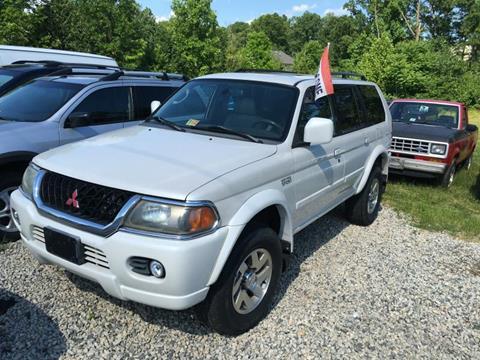 2001 Mitsubishi Montero Sport for sale in Manassas, VA