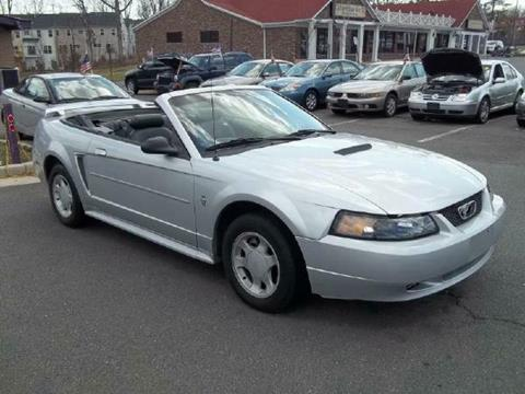 2001 Ford Mustang for sale in Manassas, VA