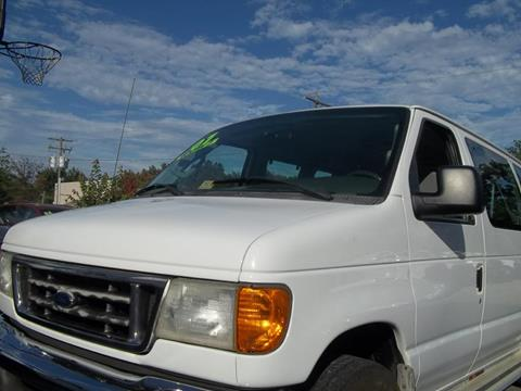 2007 Ford E-Series Wagon for sale in Manassas, VA