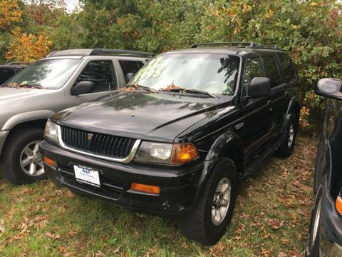 1997 Mitsubishi Montero Sport for sale in Manassas, VA