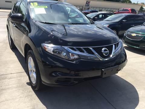 2013 Nissan Murano for sale in Tulsa, OK