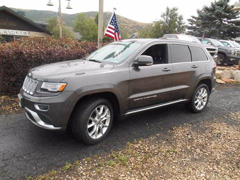 2015 Jeep Grand Cherokee for sale in Park City, UT