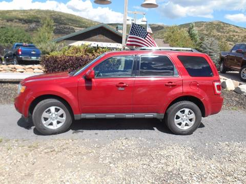 2011 Ford Escape for sale in Park City, UT