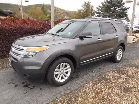 2015 Ford Explorer for sale in Park City, UT