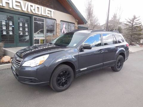 2012 Subaru Outback for sale in Park City, UT