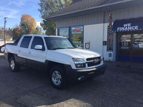 2005 Chevrolet Avalanche for sale in Three Rivers, MI