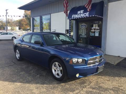 2009 Dodge Charger for sale in Three Rivers, MI