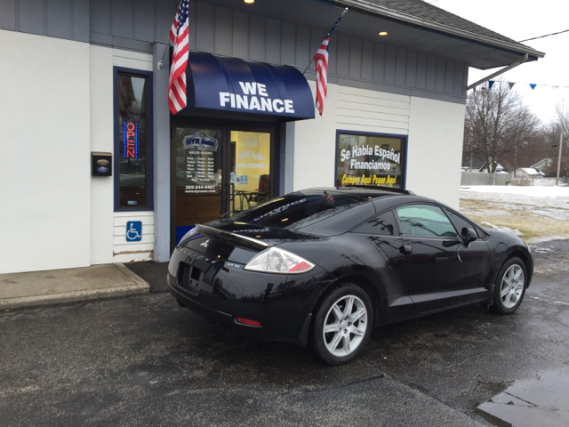 2006 Mitsubishi Eclipse Gt 2dr Hatchback 38l V6 6m In Three