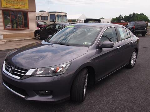 2014 Honda Accord for sale in Whitehall, PA