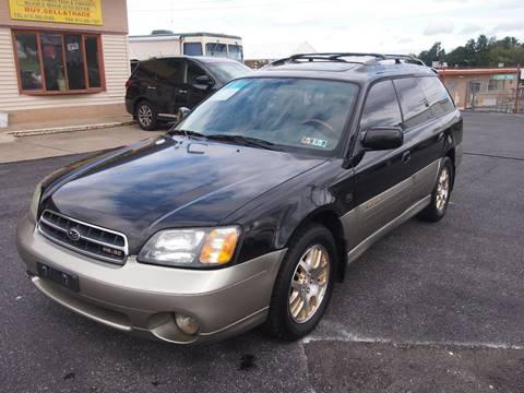2002 Subaru Outback for sale in Whitehall, PA