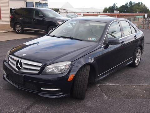 2011 Mercedes-Benz C-Class for sale in Whitehall, PA