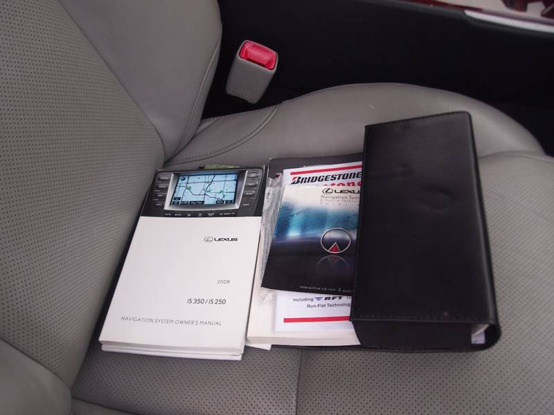 lexus is 250 navigation system manual