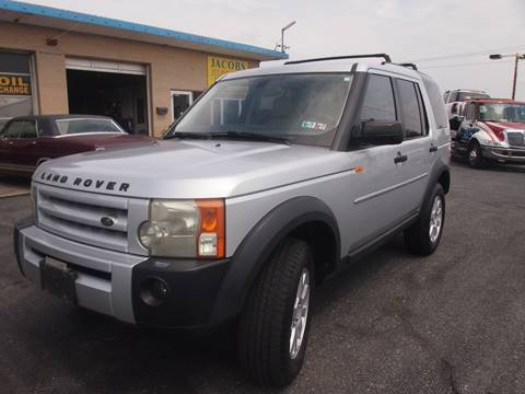 2006 Land Rover LR3 for sale in Whitehall, PA