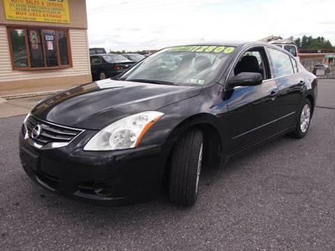2011 Nissan Altima for sale in Whitehall, PA