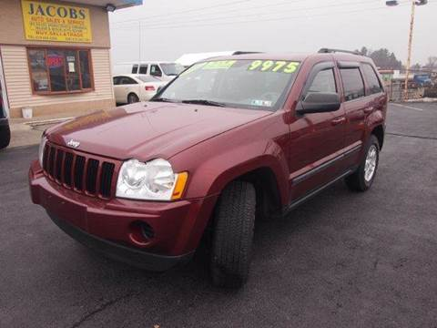 2007 Jeep Grand Cherokee for sale in Whitehall, PA