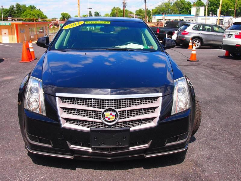 2011 Cadillac CTS AWD 3.0L Luxury 4dr Sedan - Whitehall PA
