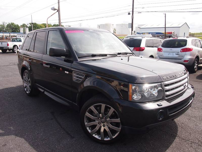 2009 Land Rover Range Rover Sport 4x4 Supercharged 4dr SUV - Whitehall PA