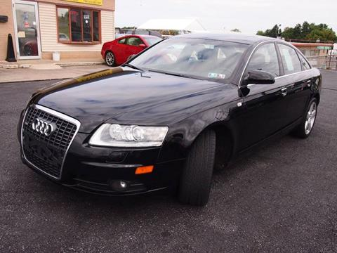 2008 Audi A6 for sale in Whitehall, PA
