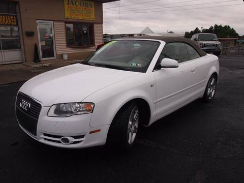 2007 Audi A4 for sale in Whitehall, PA