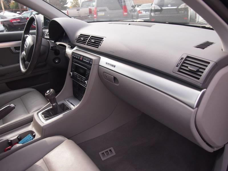 2008 Audi A4 AWD 2.0T quattro 4dr Sedan (2L I4 6M) - Whitehall PA